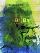 NAXART Studio - Walter White Watercolor 2