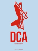 NAXART Studio - DCA Washington Poster 2