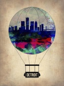 NAXART Studio - Detroit  Air Balloon