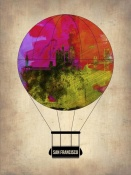 NAXART Studio - San Francisco Air Balloon 2