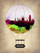 NAXART Studio - Barcelona Air Balloon 2