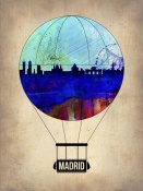 NAXART Studio - Madrid Air Balloon