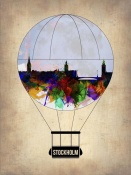 NAXART Studio - Stockholm Air Balloon