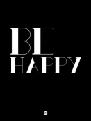 NAXART Studio - Be Happy Poster 3