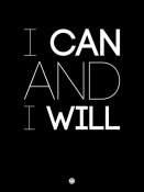 NAXART Studio - I Can And I Will Poster 1