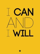 NAXART Studio - I Can And I Will Poster 2