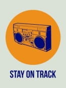 NAXART Studio - Stay On Track BoomBox 1