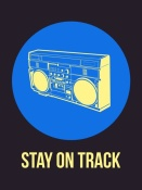 NAXART Studio - Stay On Track BoomBox 2