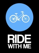 NAXART Studio - Ride With Me Circle Poster 2