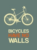 NAXART Studio - Bicycles Have No Walls Poster 3