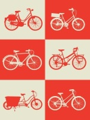 NAXART Studio - Bicycle Collection Poster 1