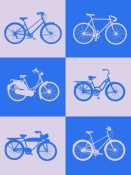 NAXART Studio - Bicycle Collection Poster 2