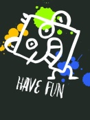 NAXART Studio - Have Fun Poster 2