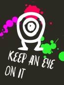 NAXART Studio - Keep An Eye On It Poster 2