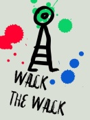 NAXART Studio - Walk The Walk Poster 1