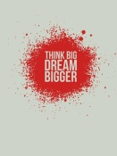 NAXART Studio - Think Big Dream Bigger 1