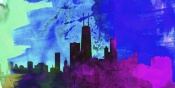 NAXART Studio - Chicago City Skyline