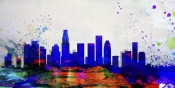 NAXART Studio - Los Angeles City Skyline