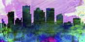 NAXART Studio - Phoenix City Skyline
