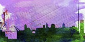 NAXART Studio - Dublin City Skyline