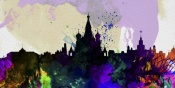 NAXART Studio - Moscow City Skyline