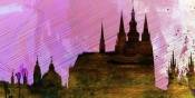 NAXART Studio - Prague City Skyline