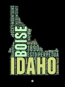 NAXART Studio - Idaho Word Cloud 1
