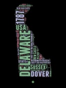 NAXART Studio - Delaware Word Cloud 1