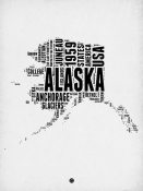 NAXART Studio - Alaska Word Cloud 2