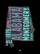 NAXART Studio - Alabama Word Cloud 1