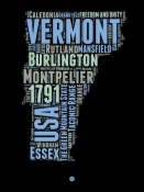 NAXART Studio - Vermont Word Cloud 1