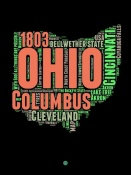 NAXART Studio - Ohio Word Cloud 1