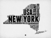 NAXART Studio - New York Word Cloud 2