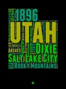 NAXART Studio - Utah Word Cloud 1