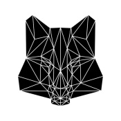 NAXART Studio - Black Fox