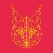 NAXART Studio - Bobcat Polygon 2