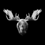 NAXART Studio - Moose Head