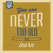 NAXART Studio - Never Too Old To Learn
