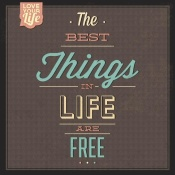 NAXART Studio - The Best Tings In Life Are Free