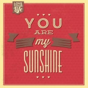 NAXART Studio - You Are My Sunshine