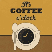 NAXART Studio - It's Coffee O'clock
