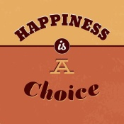 NAXART Studio - Happiness Is A Choice