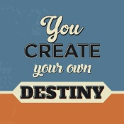 NAXART Studio - You Create Your Own Destiny
