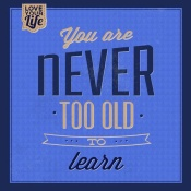 NAXART Studio - You Are Never Too Old 1