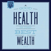 NAXART Studio - Health Is The Best Wealth 1