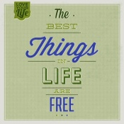 NAXART Studio - The Best Tings In Life Are Free 1