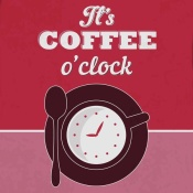 NAXART Studio - It's Coffee O'clock 1