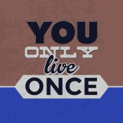 NAXART Studio - You Only Live Once 1