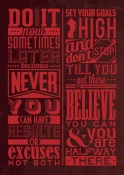 NAXART Studio - Motivation Set Red