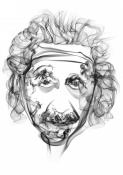 NAXART Studio - Albert Einstein